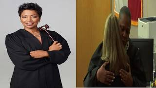 Judge Lynn Toler Checks Tammy Kemp For Hugging Amber Guyger