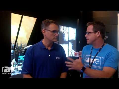 InfoComm 2015: Gary Kayye Talks With Richard Miller, Director of Projection for Epson