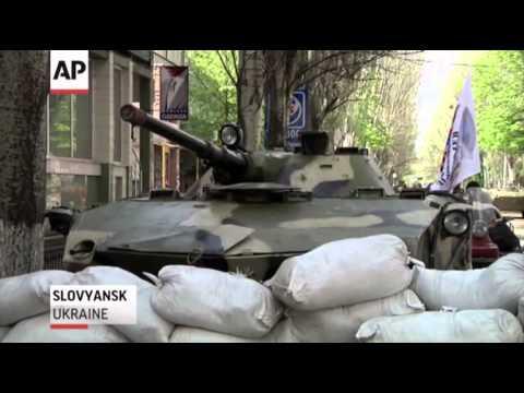 U.S. Paratroopers in Poland, Amid Ukraine Crisis
