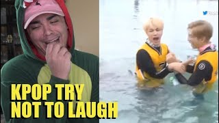 Kpop Try Not To Laugh Challenge (OK! THAT ONE GOT ME!)