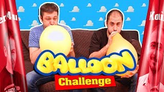 Balloon Challenge ft. Konilo