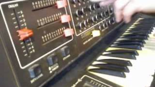 Analog synth Aelita demo