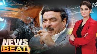 Sheikh Rasheed Se Khususi Guftugu   News Beat – 04 Sept 2016