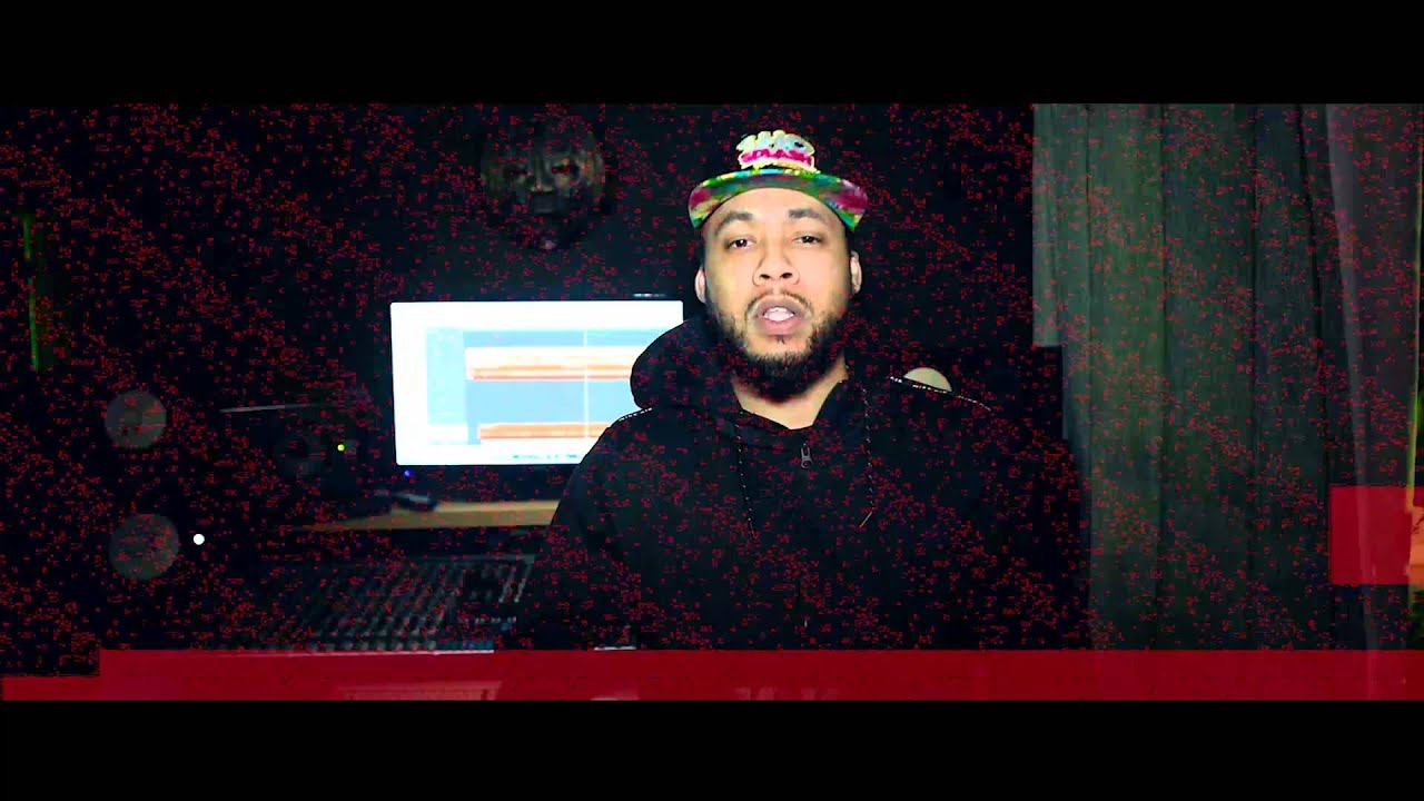 Shower Malik - Live & Direct #TheMixtape [Studio Video] @Shower_M @UncleFumez