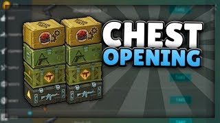 HUGE CHEST OPENING   UPDATE 1.5.5   Last Day On Earth: Survival