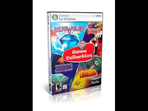 Como Descargar E Instalar Colección de juegos PopCap Completa!