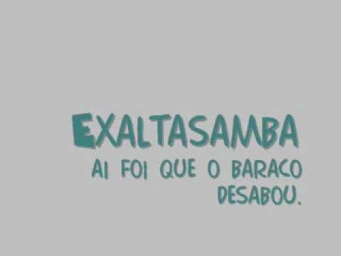 Exaltasamba - Ai Foi Que O Barraco Desabou video