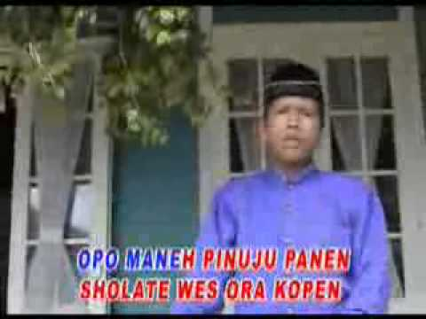 Download Lagu SHOLAWAT REPOT WALI SONGO SRAGEN MP3 Free