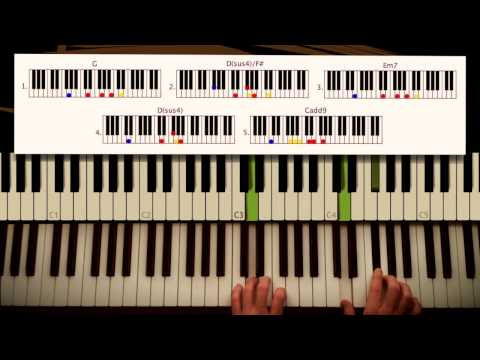 How To Play: Man In The Mirror - Michael Jackson PART 1: Intro + Verse. Piano Lesson/ Tutorial