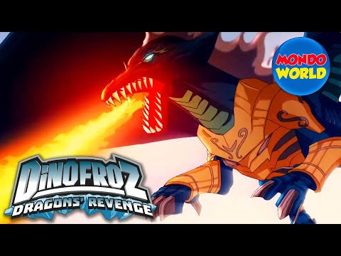 Dinofroz 2 Dragons' Revenge ep. 1 Return to the Past World