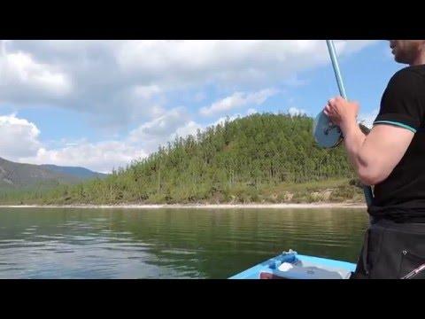 рыбалка в пермском крае с лодки