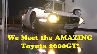 Toyota 2000GT: Most BEAUTIFUL Japanese Car EVER?