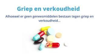 tips tegen verkoudheid en griep