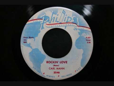 Carl Mann - Rockin' love