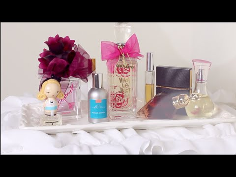 My Perfume Collection | Sunday Fun Day!
