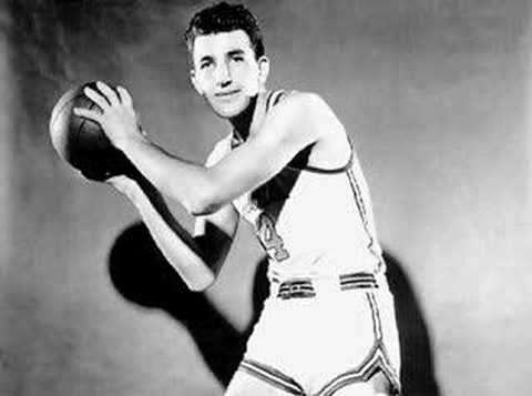 NBA at 50: Dolph Schayes (biography)