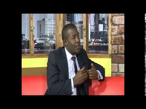 Percy Lubega-Chief Manager Centenary Bank on Sporah Show (London)