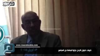مصر العربية | ذنيبات: اخوان الاردن عزلوا الجماعة عن المجتمع