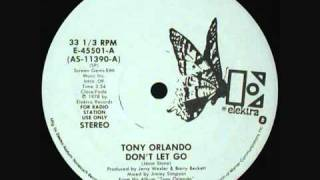 Tony Orlando   Don't Let Go