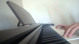 Neredesin Sen - Piano Cover