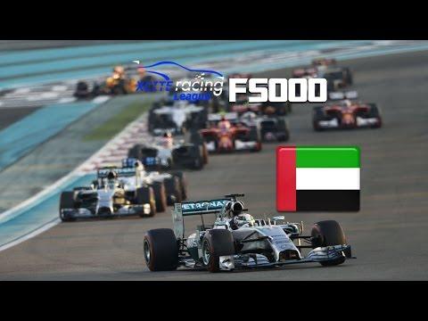 XRL F5000 Division - Round 19 - Abu Dhabi - Season 9