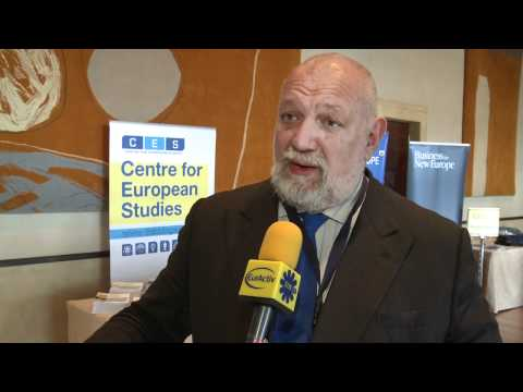 EIF 2011 London: What's your best idea for Europe's economy?  - long version