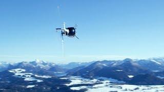 ROZJEĎTE TO NAPLNO - Akrobatický let v helikoptéře