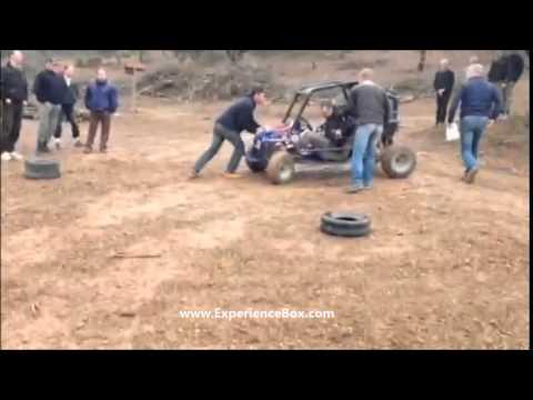 Off-road buggy team building, Malaga