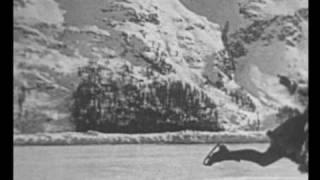 Sonja Henie - The Pavlova of the Ice (1928 Figure Skating)