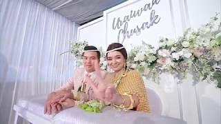 Cô gái Thái Lan và Chàng trai Thái Lan nhãy Đám cưới - Weding Thái Lan - Khmer Sóc Trăng