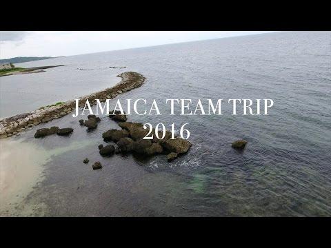 Jamica Team Trip 2016