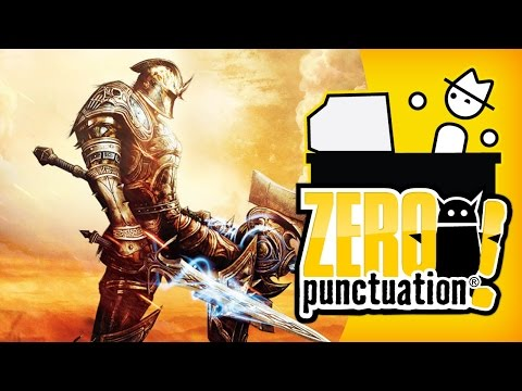 KINGDOMS OF AMALUR: RECKONING (Zero Punctuation)