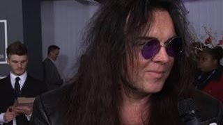 YNGWIE MALMSTEEN Interviewed On GRAMMY AWARDS
