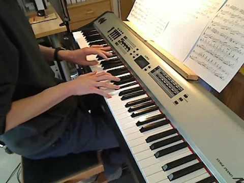 Alessandro Safina – Incanto (Piano Cover)