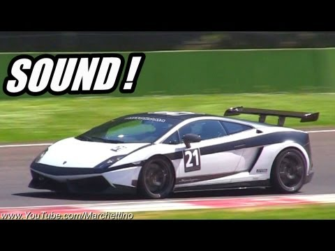 LOUD Lamborghini LP570-4 Superleggera!