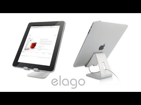Estante para Tabletas P2 de Elago | Unboxing y Review