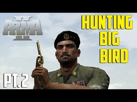 ARMA 2 - Hunting Big Bird Pt.2