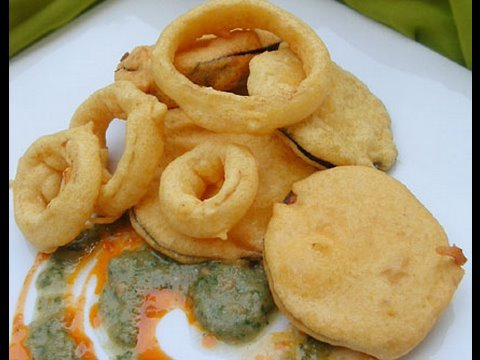 Cuisine Indienne Pakora Youtube