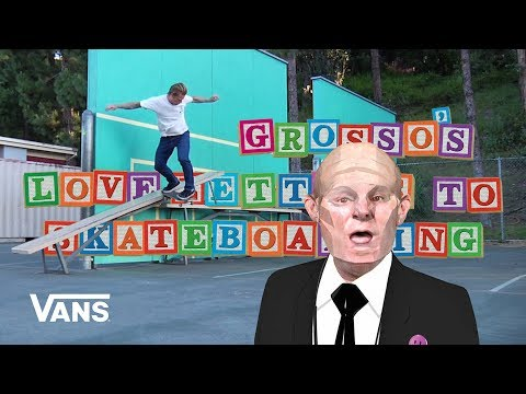 Loveletters Season 10: Anthony Van Engelen | Jeff Grosso's Loveletters to Skateboarding