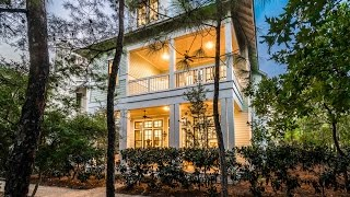 WaterColor Florida 5BR Vacation Rental Home, 13 Rain Lily Lane