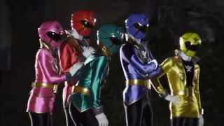 Power Rangers Super Megaforce   Rangers  vs Cybax y X-borgs   Episodio 2