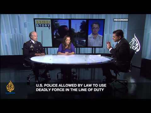 Inside Story Americas - US policing: Institutionalising brutality?