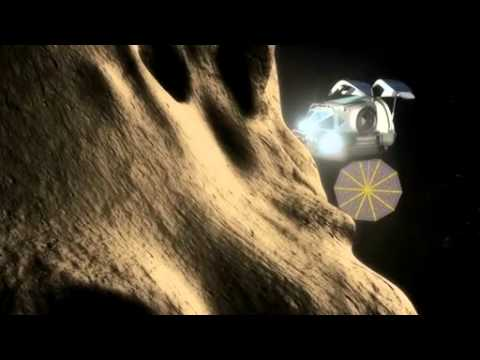 Near-Earth Asteroid - Mission Animation