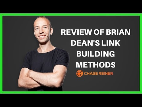 Review Of Brian Dean's Link Building Methods 2019