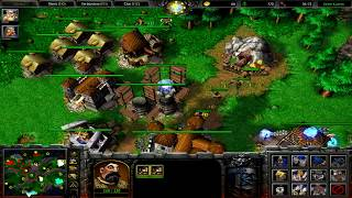 Warcraft 3 RT #045 (2v2) Human - Human vs Human - Human [Deutsch/German] WC 3 TFT by DPoR LP