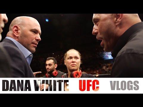 Dana White UFC 177 - Dillashaw vs Soto vlog
