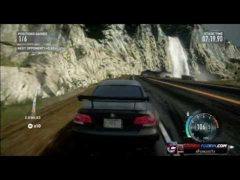 Need For Speed The Run Walkthrough Part 6