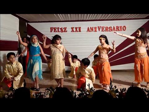 Baile Indú | Bole Chudiyan | Mis Kapullos 2013