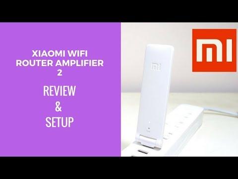 Xiaomi Wifi Router Amplifier 2 - Review & Setup! thumbnail