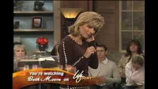 Beth Moore: The Hair Brush (LIFE Today / James Robison)